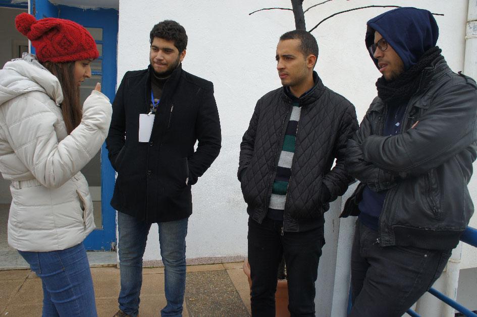 Hackathon à Tunis